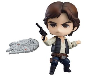 Nendoroid Han Solo Star Wars Episode 4: A New Hope -954- Original