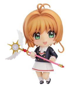 Nendoroid #918 Sakura Kinomoto: Tomoeda Junior High Uniform Ver. -Original-