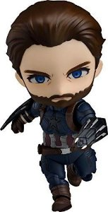 Nendoroid #923 - Avengers: Infinity War - Captain America [Original Good Smile]