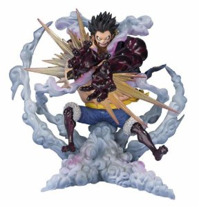 "Figuarts ZERO Monkey D. Luffy -Gear 4- Leo Bazooka - ""ONE PIECE"" - Original"