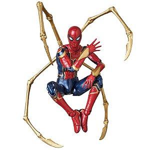 Mafex #081 Iron Spider - Vingadores: Guerra Infinita [Original Medicom Toy]