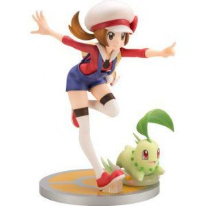 ARTFX J Pokemon Lyra with Chikorita - Original