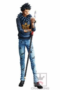 ONE PIECE Grandista Trafalgar Law -THE GRANDLINE MEN- Original