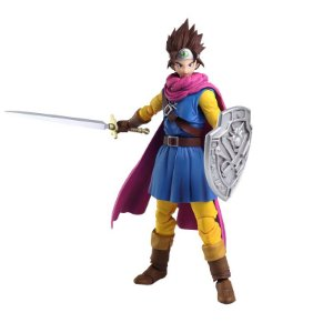 Dragon Quest III: The Seeds of Salvation Hero Bring Arts -Original-