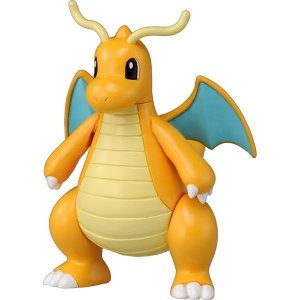 Pokemon Dragonite Metal Figure Collection (Metacolle) Original