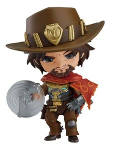Nendoroid #1030 Overwatch McCree Classic Skin Edition -Original-