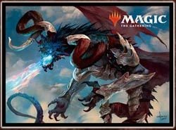 "Magic: The Gathering Player's Card Sleeve ""Basic Set 2019"" Palladia-Mors, the Ruiner Pack"