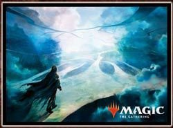"Magic: The Gathering Player's Card Sleeve ""Basic Set 2019"" Omniscience (MTGS-046) Pack"