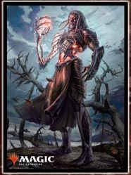 """Magic: The Gathering Player's Card Sleeve """"Basic Set 2019"""" (Tezzeret, Artifice Master) (MTGS-041) Pack"""
