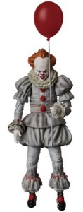 "Mafex #093 Pennywise ""IT"" [Original Medicom Toy]"