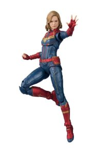 S.H.Figuarts Captain Marvel Original