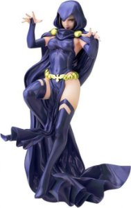 DC COMICS Bishoujo Raven 2nd Edition -Original-