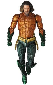 Mafex #095 Aquaman [Original Medicom Toy]