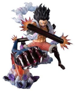 [Encomenda] Figuarts ZERO Monkey D. Luffy Gear Fourth -Snakeman King Cobra- One Piece -Original-