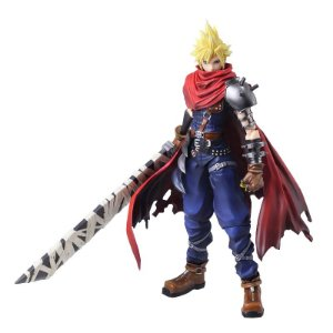 Final Fantasy Cloud Strife Another Form -BRING ARTS - Original *Pré-venda*