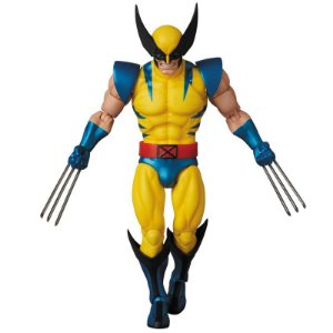 Mafex #096 Wolverine - X-Men Marvel Comics [Original Medicom Toy]