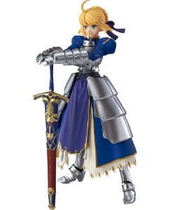 figma #227 Fate/Stay Night Saber 2.0 (Relançamento) -Original-