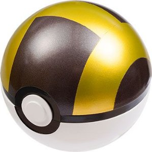 Pokémon MonCollé - Pokeball: Ultra Ball (Pokebola) Original