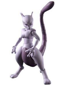 S.H.Figuarts Mewtwo -Arts Remix- Pokémon -Original-
