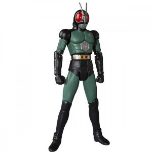 [Estoque No Japão] S.H.Figuarts Kamen Rider Black RX
