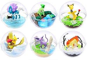 Pokemon Terrarium - Coleção Nº 5 - Original