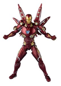 S.H.Figuarts - Iron Man Mark 50 Nano-Weapon Set (Avengers: Endgame) -Original-
