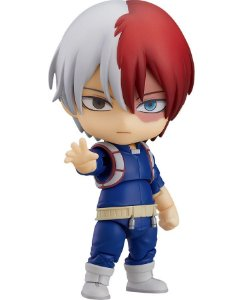 Nendoroid #1112 - My Hero Academia - Todoroki Shoto Hero's Edition -Original-