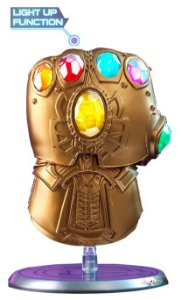 "CosBaby ""Avengers: End Game"" Infinity Gauntlet (Manopla do infinito) [Original Hot Toys]"
