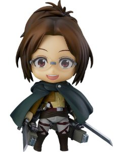 Nendoroid #1123 - Attack on Titan - Hange Zoe -Original-