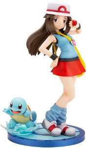 ARTFX J Pokemon: Leaf & Squirtle