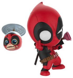CosBaby Marvel Comics Deadpool & Headpool -Original-