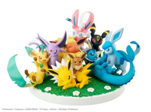 Pokemon - G.E.M.EX Series Eevee Friends -Original-