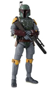 [Estoque No Japão] S.H.Figuarts - Boba Fett - Star Wars Episode VI: Return of the Jedi