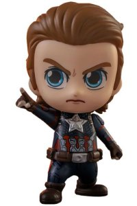 "CosBaby ""Avengers: End Game"" Captain America (Unmasked Ver.) -Original-"