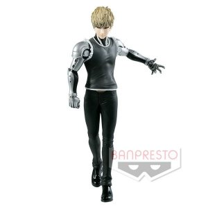 One-Punch Man - Genos - DXF Figure -Original-