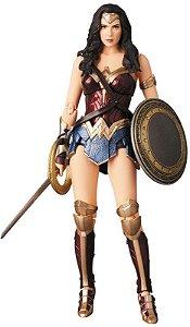 MAFEX Nº060 Mulher Maravilha (Wonder Woman) Justice League -Original-
