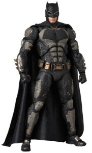 MAFEX Nº064 Batman (Tactical Suit) Justice League -Original-