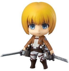 Nendoroid #435 - Attack on Titan - Armin Arlert [Original Good Smile]