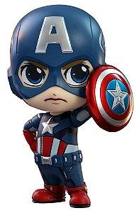 CosBaby Capitão América - Vingadores: Ultimato [Original Hot Toys]