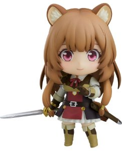 [Encomenda] Nendoroid #1136 - The Rising of the Shield Hero - Raphtalia -Original-