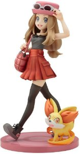 Pokemon - ARTFX J Serena with Fennekin -Original-