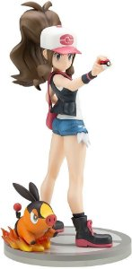 Pokemon - ARTFX J Hilda with Tepig -Original-