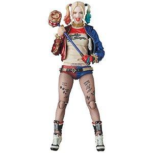 MAFEX Nº033 Harley Quinn - Suicide Squad - (Relançamento) - Original-