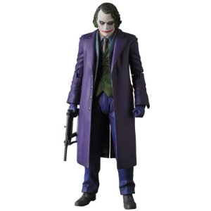 Mafex Nº051 The Joker (Ver.2.0) (Relançamento) -Original-