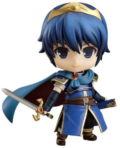 Nendoroid #567 - Fire Emblem - Marth: New Mystery of the Emblem Edition -Original-