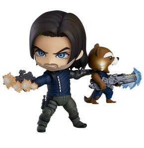 Nendoroid #1127-DX - Avengers: Infinity War - Winter Soldier Infinity Edition DX Ver. -Original-