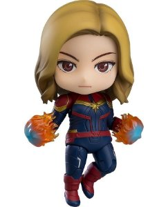 Nendoroid #1154 - Captain Marvel - Captain Marvel Hero's Edition -Original-