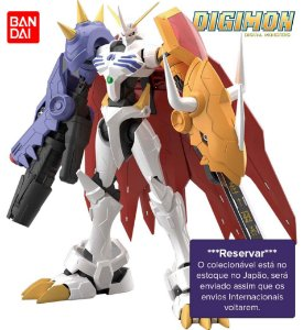 [RESERVAR] Figure-rise Standard - Digimon Adventure - Omegamon [Original Bandai]