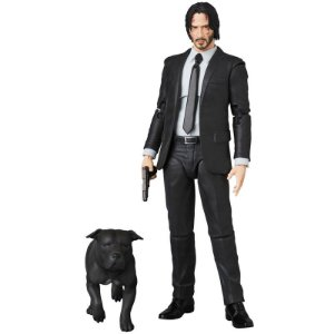 Mafex Nº085  John Wick (Chapter 2) -Original-