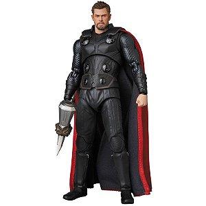 [Estoque No Japão] Mafex #104 Thor - Vingadores: Guerra Infinita